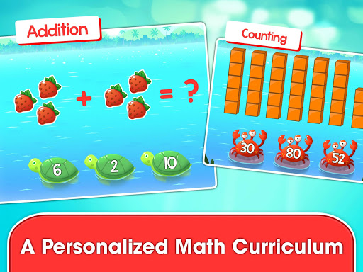 Monkey Math: math games & practice for kids screenshot 11