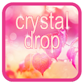 Crystal drop Theme