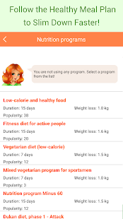 Lose weight without dieting- screenshot thumbnail