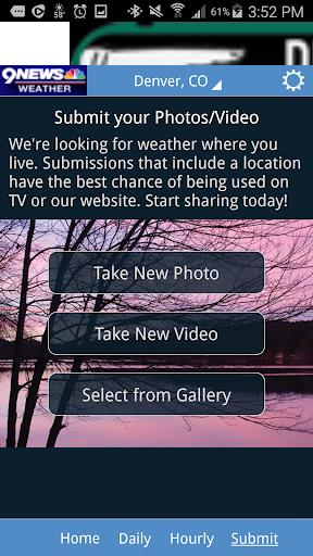 9NEWS WX 5.0.500 screenshots 4