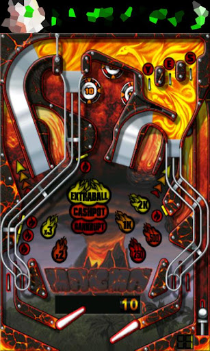 Pinball - screenshot