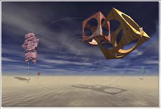 Photo: 2005 10 23 - N 03 04 19 407 d1 w - D 063 - über die Wüste