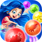 Aqua Pop: Mermaid Bubble Blast Icon