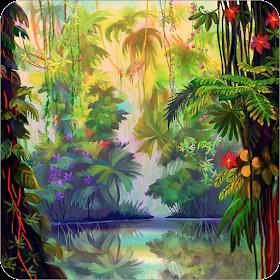 Заповедные джунгли