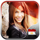 Egypt Flag Photo Editor