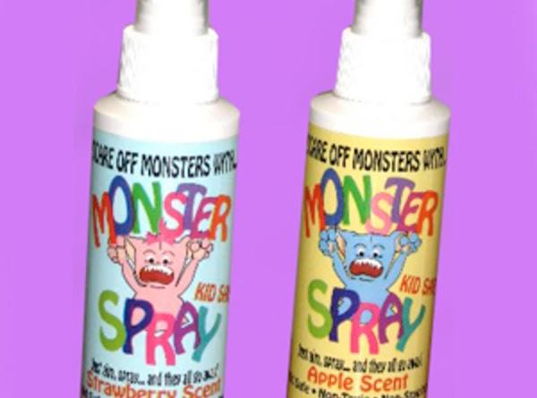 Monster Spray Recipe