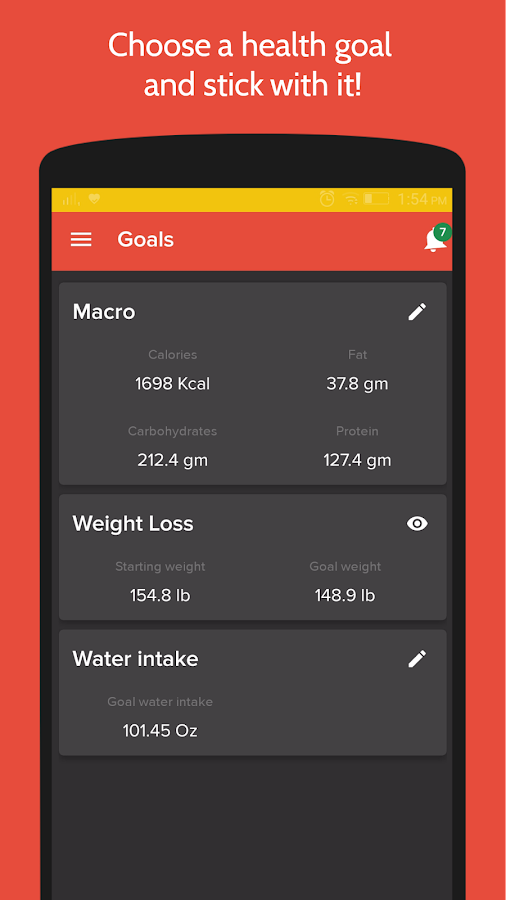 Health & Fitness - Weight Loss- screenshot