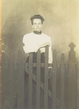 Photo: Mary Jane (Fredenburg) Barber, c. 1902 / my great-great-grandmother