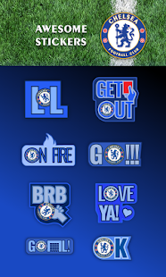 Chelsea FC Official Keyboard 2