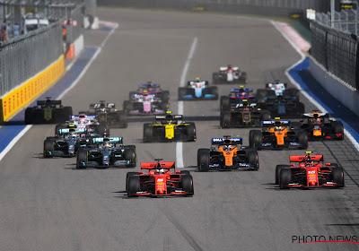 Formule 1 lokte in 2019 een recordaantal toeschouwers