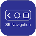S9 Navigation bar (No Root) icon