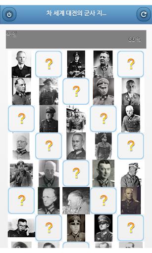 차 세계 대전의 군사 지도자 - 놀리다