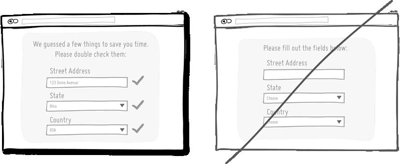 Иллюстрация к статье: Советы по созданию хорошего пользовательского интерфейса: часть 2