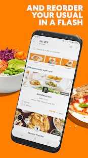 Download Just Eat UK - Takeaway Delivery For PC Windows and Mac apk screenshot 4