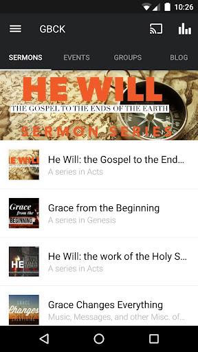 GRACE BIBLE CHURCH KAPOLEI APP