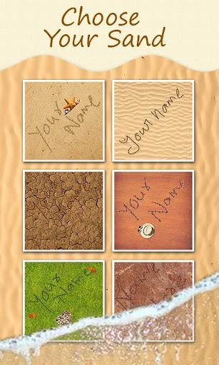sand art photo editor