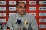 Roberto Martinez niet tevreden over grasmat in de achtste finales
