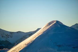 Photo: Alberta Peak Feb. 2.24.14