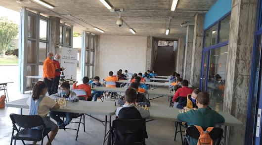 Miguel Zapata y Valeria Garrido, ganadores de la primera jornada en ajedrez