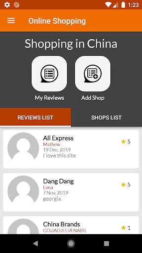 Online Shopping China Reviews screenshot 2