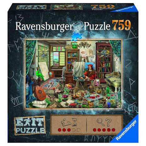Puzzle EXIT: Artists Studio (759 pieces)