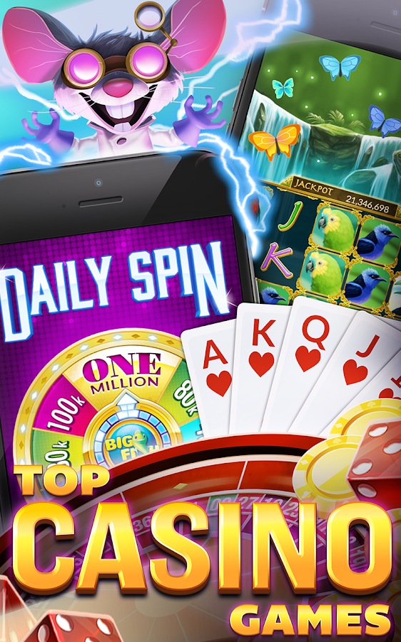 Big Fish Casino Slots & Poker