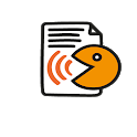 Voice Notebook - continuous speech to text icon