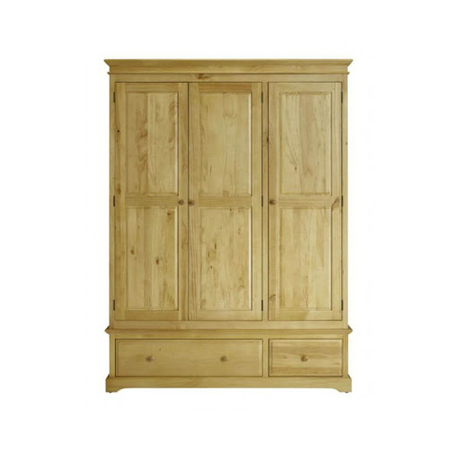 Birlea Suffolk Pine Bedroom Furniture