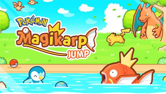 Trucchi Pokemon Magikarp Jump: Soldi e Diamanti infiniti (Android)