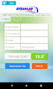 Download Avşarlar Turizm For PC Windows and Mac apk screenshot 4