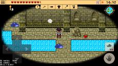 Survival RPG 2:神殿の遺跡・アドベンチャークラフトレトロ2Dのおすすめ画像5