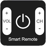 Smart remote control for tv