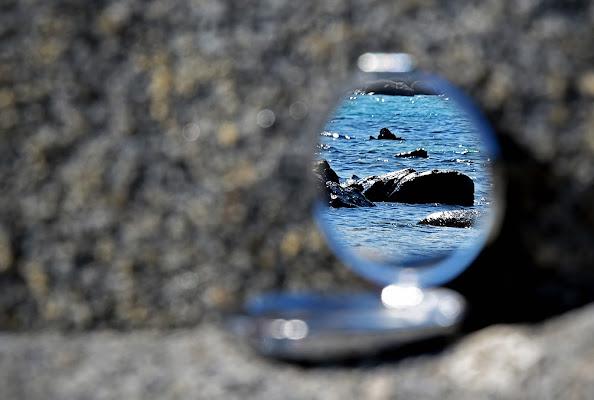 Lo specchio Blu Mare di esserre