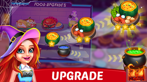 Halloween Cooking: Chef Madness Fever Games Craze 1.4.1 screenshots 3