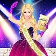 Beauty Queen Dress Up - Star Girl Fashion