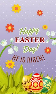 Easter Day Greetings - náhled