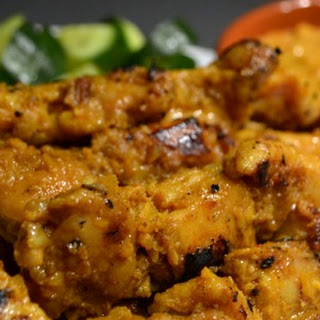 Malaysian Chicken Satay.