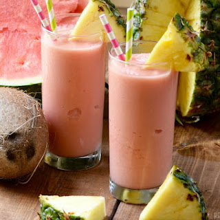 Watermelon Colada.
