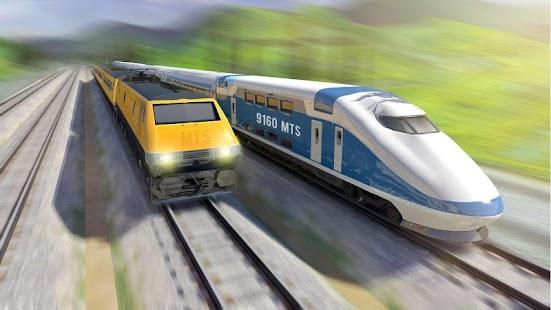 Euro Train Racing 2019 Screenshot