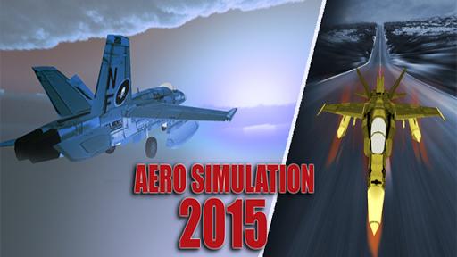 Aero Simulation 2015