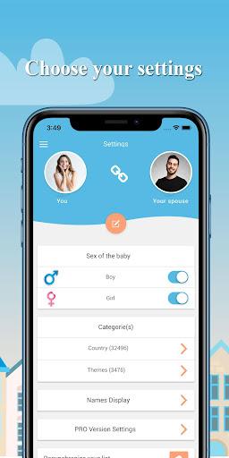 Baby Name Together 3.0.6 screenshots 3
