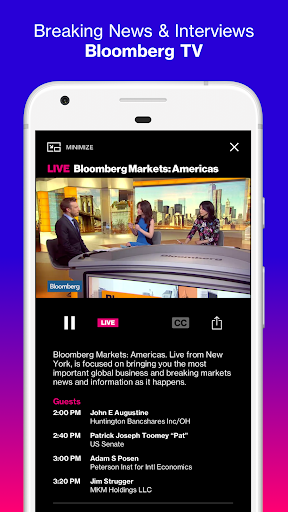 Bloomberg: Market & Financial News - Apps on Google Play