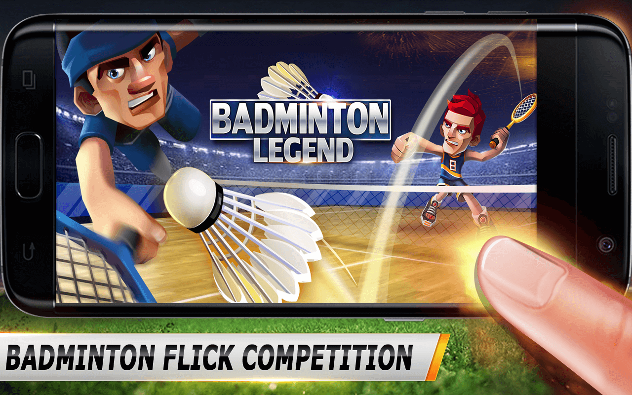 An experience of badminton match