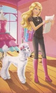 Princess Barbie - náhled