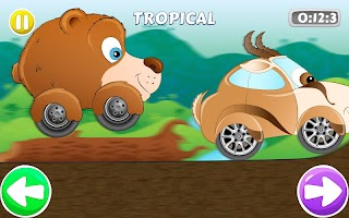 Speed Racing - car game for Kids