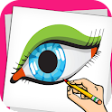 Draw Anime Manga Eyes icon