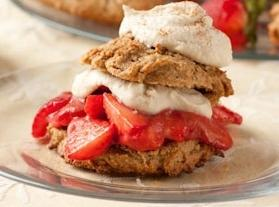 Strawberry Sandwiches Recipe