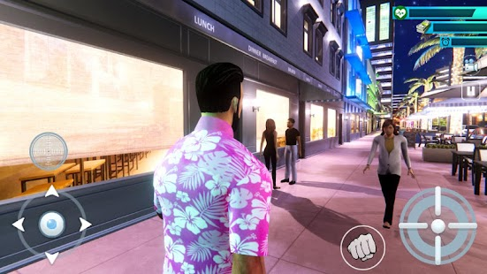 Miami Gangsters Crime Simulator