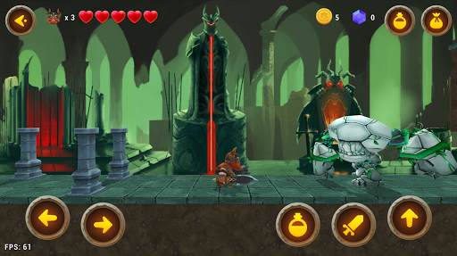Nine Worlds Adventure - A Viking Saga 1.5.1 screenshots 7