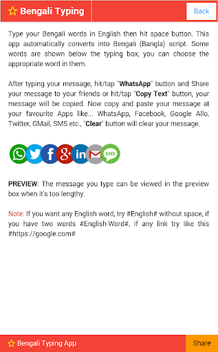 Bengali Typing (Type in Bengali) App by Indian Mobile Apps (Google